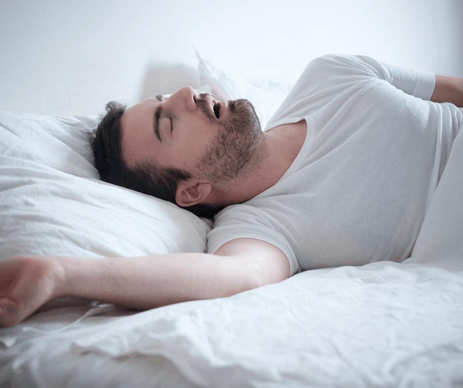 warning signs of sleep apnea